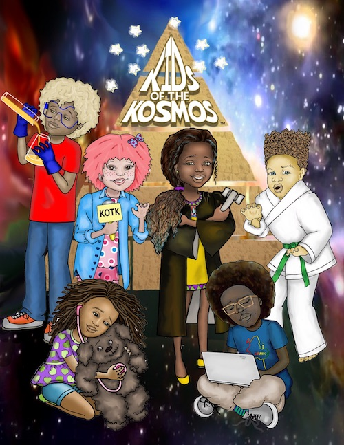 The Kids of the Kosmos!