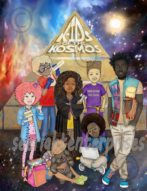 The Kids of the Kosmos!