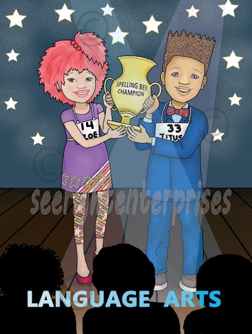 Spelling Champion!
